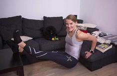 Puuduttavatko vatsarutistukset, tunnetko jo core-hivutuksen? Personal trainer Katri Djerf näyttää videolla, miten kotona voi tehdä 6 liikkeen tehotreenin 20 minuutissa - Koti - Helsingin Sanomat