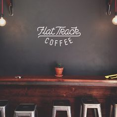 Scott Allen Hill. Flattrack coffee is a coffee roaster based in Austin, Texas. Love Coffee - Makes Me Happy