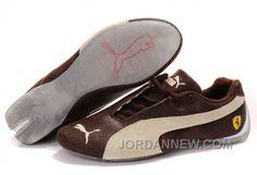 http://www.jordannew.com/mens-puma-ferrari-in-brown-beige-lastest.html MEN'S PUMA FERRARI IN BROWN/BEIGE LASTEST Only $88.00 , Free Shipping!