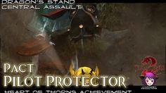 Pact Pilot Protector achievement (Central Assault)