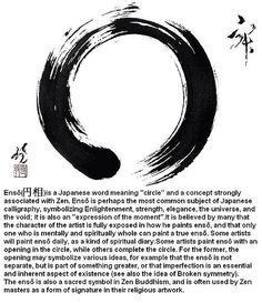The meaning of enso