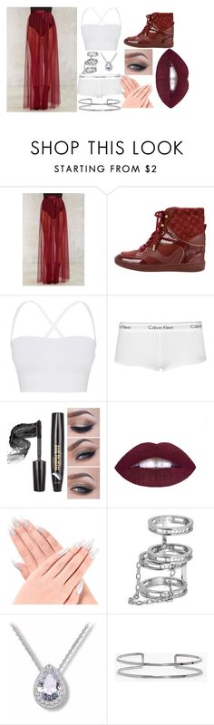 """""""👠👠"""" by destinie02t on Polyvore featuring Nasty Gal, Louis Vuitton, Theory, Calvin Klein and Boohoo"""