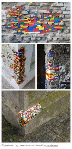 More lego...Fix it! // Preenchimento do espaço que já existe. Quais as outras formas de fazer isso?