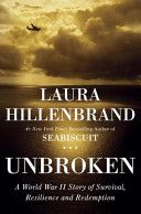 Unbroken - loved this book!  I couldn't put it down - to all war veterans - thank you for your service to our country.