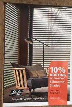 Luxaflex Silhouette promotion