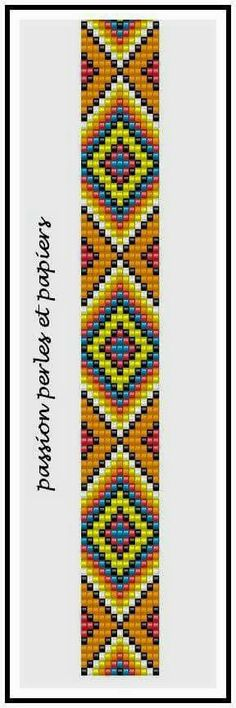 off loom beading techniques Bead Loom Bracelets, Beaded Bracelet Patterns, Jewelry Patterns, Seed Bead Patterns, Weaving Patterns, Peyote Patterns, Snake Patterns, Loom Bands, Mochila Crochet