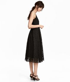 this is such a cute lace black dress, it's so gorgeous and classy yet edgy. could be nice for a new year's eve party  #ad
