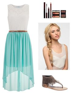 """""""OMG I NEED THIS DRESS"""" by caro3302 ❤ liked on Polyvore featuring moda, maurices, Wet Seal, Eva NYC e Kevyn Aucoin"""