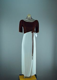 A lovely 1960s full length gown  - it's a steal too :)