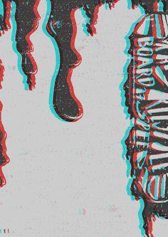 Digital art Skate with slimm
