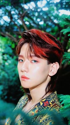 "Update: EXO Reveals Exciting Details About Title Track ""KoKoBop"" + Gorgeous Teaser Photos Of Baekhyun Baekhyun Chanyeol, Exo Kokobop, Kai, Chanbaek, Baekyeol, Jikook, Exo 2017, Mullet Hairstyle, Exo Album"