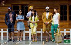 Models: Jasneet Singh, Bellý Sangha, Inderjeet Singh , Riddham Riddham, Swarndeep Singh & Gurleen Bedi Theme: Upscale Street Stylist: Anish Gopal Photography: Nikhil Raj & Vivek Kumar Makeup artist: Gurmeet Kaur Wardrobe: Woodland & Party House A Designer Studio Location: Lanterns kitchen n bar Accessories: shopharp.com  #Upscale #street #style #SikhVogue #fashion #magazine #photography #Singh #model #turban #beard #class #Woodland #fashiontv #ndtv #goodtimes #sikhism #sikhfashion