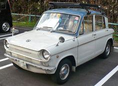 Mazda Carol 360 Deluxe - 1962