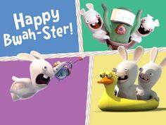 Happy Bwah-Ster