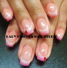 #nail #nails #nailart #nailporn #nailideas #naildesign #trendynails #gelnails #gelpolish #nailpolish #art #gelmanicure #manicure #femininenails #feminine #sexynails #sexy #French #frenchmanicure #pink #white #hearts #valentinesnails #springnails
