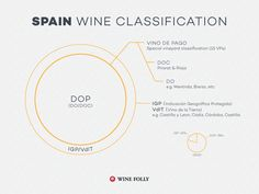Spanish Wine Classification System (DOC/DO) http://winefolly.com/review/looking-for-good-wine-start-with-the-appellation/