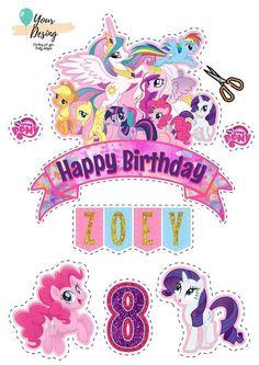 Festa Do My Little Pony, Fiesta Little Pony, My Little Pony Cumpleaños, My Little Pony Poster, My Little Pony Birthday Party, My Little Pony Twilight, Little Poney, My Little Pony Coloring, My Little Pony Printable