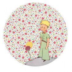 petit jour der kleine prinz melaminteller sterne grau - lohnende ... - Kinderzimmer Der Kleine Prinz
