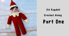 Hello! Welcome to the kick off of my FAST & FREE, not to mention cute as a button, Elf Ragdoll Crochet Along! This Crochet Along (CAL for short) will be two parts: Week One:HERE AND NOW! Week Two:Released 12/5/17 here on the blog! If you missed theSupply & Info Post, find that here:http://crochetverse.com/elf-ragdoll/ Please be …