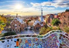 Image result for parc guell
