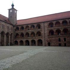 Plassenburg in Kulmbach - https://www.instagram.com/artpla_net/
