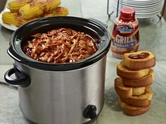 Crock pot pulled pork recipe