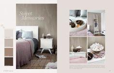 Warm Welcome kleuren serie | WONEN Landelijke Stijl Colours by Pure & Original