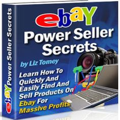 """Who Else Wants To Learn How To Write Listings That Easily Sell Your Items, Find Items That Sell Like Hot Cakes, And Discovering What Sells And What Doesn't Sell In A Few Short Hours?"" It doesn't matter if you've never used Ebay a day in your life, or you're the best salesman in the world... This Ebay Powerselling guide will help you not only get BETTER, but make you feel more like the Power Seller that you really are!  bus4.03"