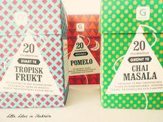 北欧デザインパッケージ★ 紅茶編 - LITTLE LOTUS in Luxembourg