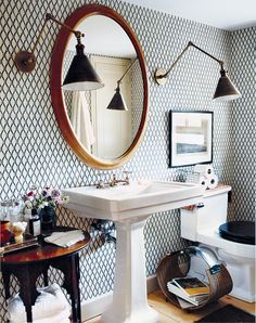 Refresh Your Bathroom For Under $100