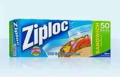 Ziploc® Brand Sandwich Bags