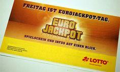Freitag, der 13. - da solltest du unbedingt dein Glück auf die Probe stellen. Und Lotto spielen!  Lotto 6aus49, EuroJackpot, EuroMillions, KENO, GlücksSpirale - es gibt viele Möglichkeiten, richtig viel Geld zu gewinnen. Du musst nur rechtzeitig deinen Spielschein abgeben! #lotto #glück #spielschein #eurojackpot #euromillions #keno #glücksspirale #freitag #freitag13 #geld