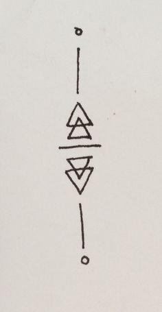 minimalist tattoo concept