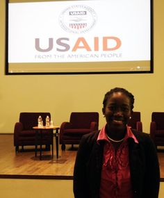 We're excited to announce that Maame Yankah, a Plan Youth Ambassador and former counselor at YUGA Leadership Camp, will be speaking today at the launch of USAID - US Agency for International Development's Youth Policy! The Youth Alliance (AIYD) is helping to host the event--and they will feature Maame both as a spokesperson and as an example of the importance of investing in youth.