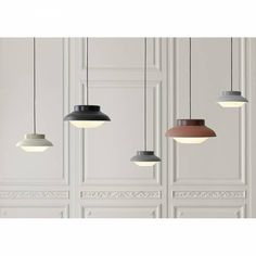 HKliving lampada a sospensione in vimini ovale naturale