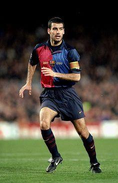 Josep Guardiola i Sala, más conocido como Pep Guardiola, un ganador, 14 títulos como entrenador y 20 como jugador.