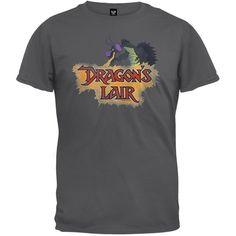 Dragon's Lair - Dragon Logo T-Shirt