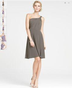 ann taylor bridesmaid dress 150