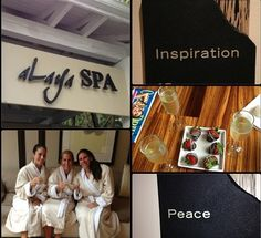 Grab your gal pals and head over to one of South Florida's premier destination #spas. Together you can #shop 'til you drop and then #relax by the spa's private pool or at the main resort pool in a private cabana with the soft rush of a waterfall.
