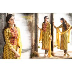 Indian Designer Pakistani Embroidered Printed Dress Material,salwar Suit-271