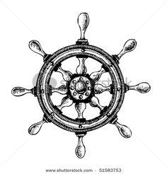 ship's helm inspiration