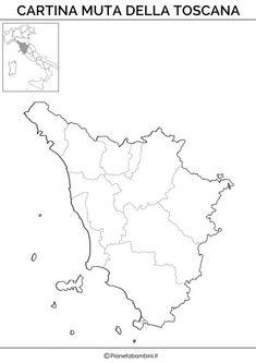 Cartina Muta Fisica E Politica Del Piemonte Da Stampare Italiano