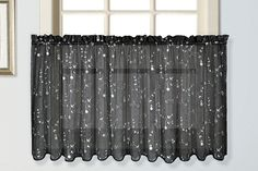 Savannah Tier Curtain