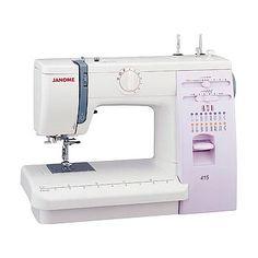 Maszyna do szycia JANOME 415