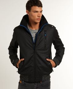 Superdry Moody Norse Bomber
