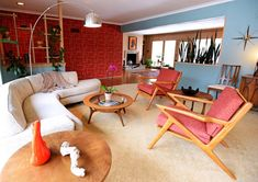 Gallery: At Home in 1950s style Ladue ranch | Home and Garden | stltoday.com