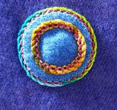 Pekinese Stitch Embroidery Stitches