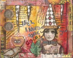 Astrid's Artistic Efforts: My Journals