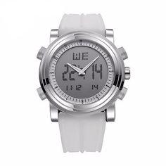 Digital Chronograph Men's Watch [3 Variants]