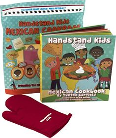Handstand Kids Child's Mexican Cooking Kit with Mitt * This is an Amazon Affiliate link. You can find more details by visiting the image link.